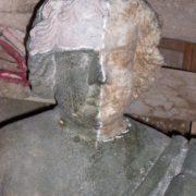 Restauro Guglia della Madonna