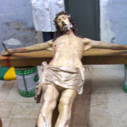 Restauro Crocifisso ligneo